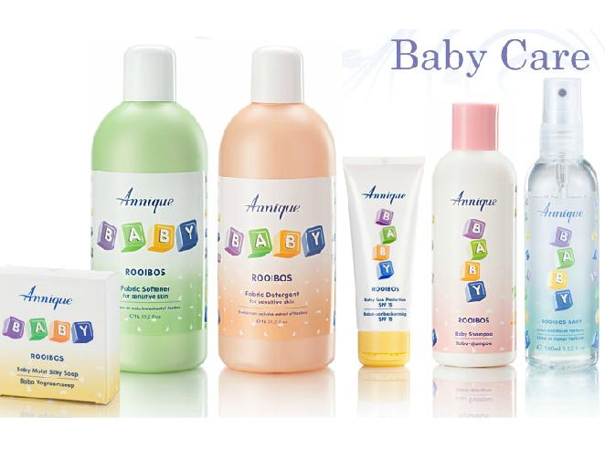Annique Baby Care Range