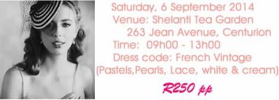 Invite event details