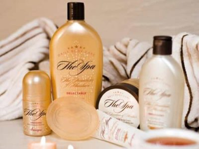 The Spa Body Range from R50