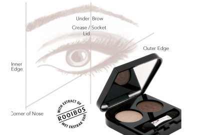 Colour Caress Eye Shadow Duo