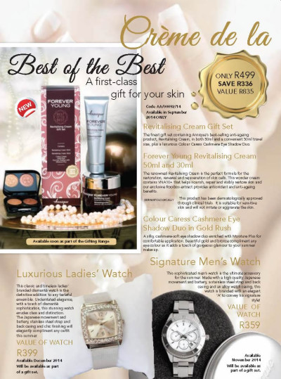 2014 Gifting Range Best of the Best