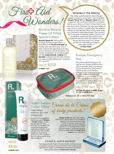 2014 Gifting Range First Aid Wonders