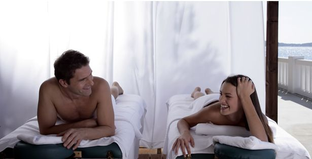 Discover Couples Massage this Valentine's Day