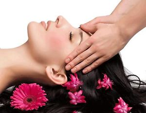 The nitty gritty of an Indian Head Massage
