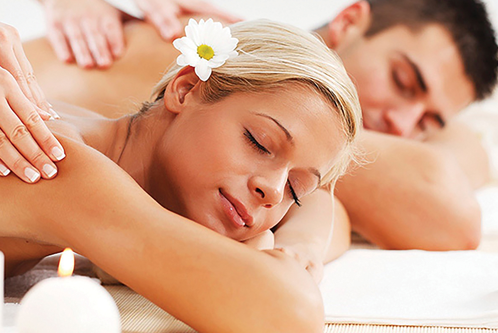 BREAKAWAY SPA PACKAGE (2h00)