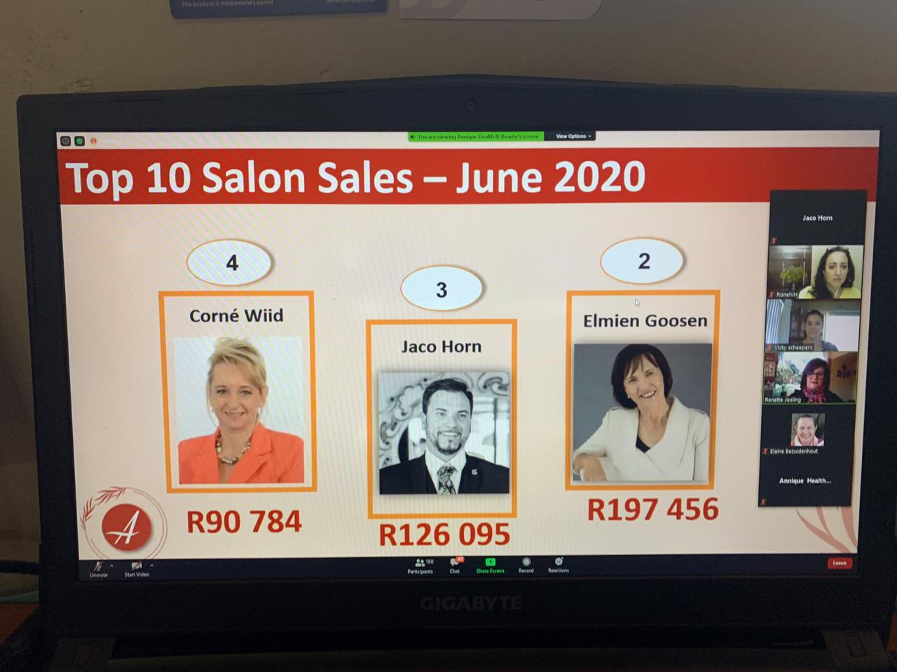 TOP 3 SALON IN SOUTH AFRICA
