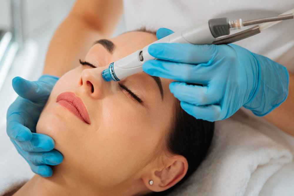 NEW HYDRAGLOW FACIAL (60min)