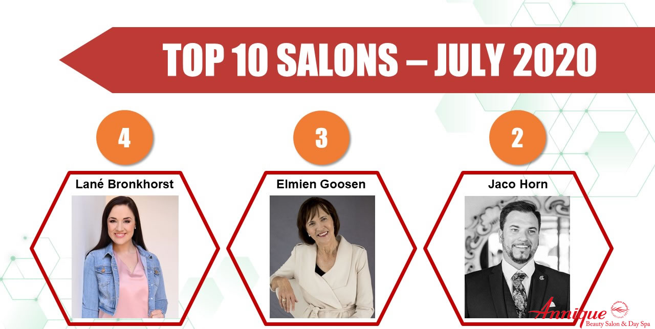 RUNNER-UP SALON IN RSA!